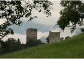 Ruines au Tyrol