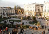 Place Stanislas (Jardins éphémères)