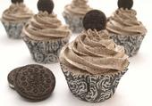 cupcakes goût oreo