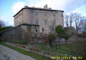 Chateau de Maisonseule  a St Basile 07