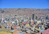 Puzzle Bolivie