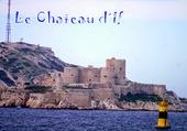 Chateau d'If à Marseille