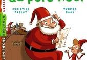 Puzzle La lettre au Père Noël