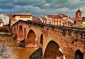 pont romantique sur larga