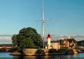 le phare de Honfleur