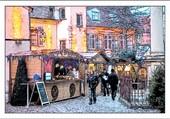 marché de noel a mulhouse