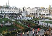 Jardins éphémères à Nancy
