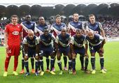 Equipe de Bordeaux 2014-2015