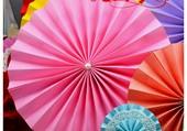 Ombrelles japonaises