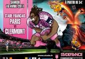 Stade Francais vs Clermont