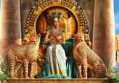 Puzzle femme pharaon