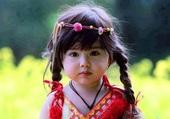 adorable fillette