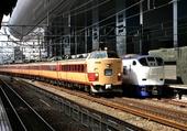 2 trains japonnais