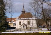 Eglise protestante Oron