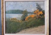 Lac de Devessé Ardèche 1994