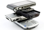 4 téléphones portables