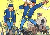 Les Tuniques Bleues N°29