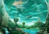 science créative fantasy