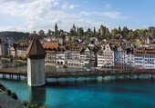Puzzle Lucerne Suisse