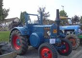Beau tracteur LANZ
