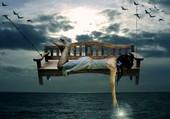 voyage au dessus de l'eau