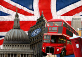 Puzzle London baby