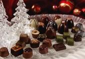 Puzzle Chocolats de Noël