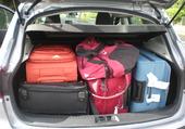 coffre plein de valises