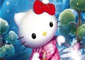 Hello Kitty fête Noël