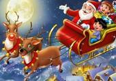Voilà le Père Noël