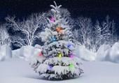 Puzzle Sapin de Noël