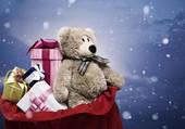 Puzzle Les cadeaux de Noël