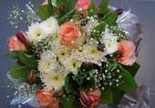 Un joli bouquet de fleurs