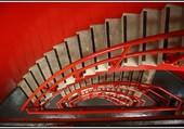 Volée d'escaliers