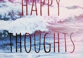 Puzzle happy  thoughts
