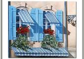 Fenêtres provençales