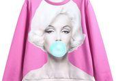 tee-shirt marylin