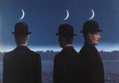 René Magritte, Le chef d'oeuvre, 1955
