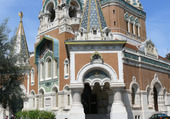 cathedrale orthodoxe de Nice