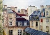 Toits de Marie-Claire Houmeau