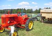 Tracteur Pony essence