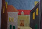 maisons peintes