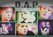 B.A.P - Rain sound