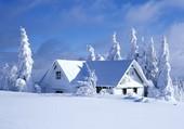 Puzzle Que de neige...