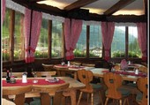 Joli restaurant au Tirol