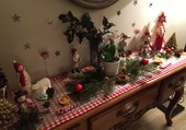 Desserte d e Noël