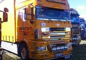 camion décorer