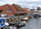 Wismar, port d'Allemagne