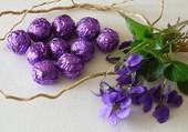 Puzzle Violettes