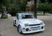 R5 Turbo II et Simca Rallye 2